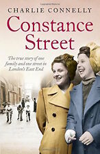 CHARLIE CONNELLY __ CONSTANCE STREET  __ TRUE LIFE __BRAND NEW ____ FREEPOST UK