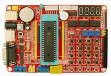 PIC Development Board Learning Programmer Experiment + Microchip PIC16F877A New