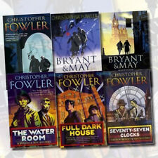 Christopher Fowler Collection Bryant and May Mystery 6 Books Set,Full Dark House
