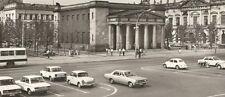 6/183  AK  OLDTIMER nach Frauenhain 1973 BUS MOTORRAD MAHNMAL OLDTIMER BERLIN