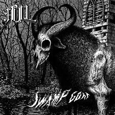 """HULL Swamp Goat white 7"""" [white]"""