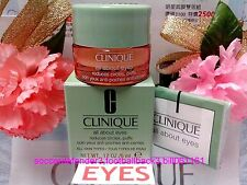 ◆Clinique◆ All About Eyes Reduces Dark Circles Puffiness (5ml/0.17oz) NIB F/POST