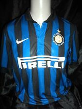 Inter Milan home shirt 2011-12 nike XL