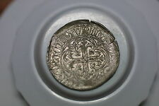 GERMANY MEDIEVAL COIN AMAZING DETAILS SILVER A57 #Z8507
