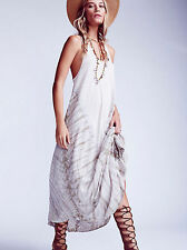 New 'We the Free People HAILSTORM Maxi Dress ~ Tie Dye size Large - Sold Out!