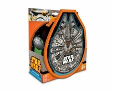 Star Wars Millennium Falcon Hipódromo-Juguete De Almacenamiento Funda Zipbin Neat-oh