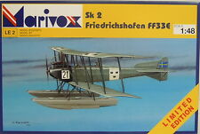 SK.2 Friedrichshafen FF33E,1:48 , Marivox, Limitiert, Neu