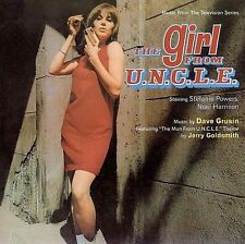 OST-THE GIRL FROM U.N.C.L.E.  CD NEW