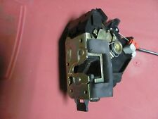 JAGUAR X TYPE 2002 2003 2004 2005 2006 LEFT DRIVER FRONT DOOR LOCK