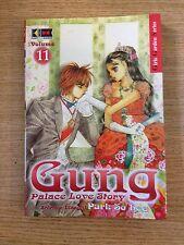 MANGA GUNG 11 PALACE LOVE STORY - PARK SO HEE - ED. FLASHBOOK - NUOVO DA MAGAZZI