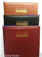Large Office Desktop Home Directory Records Address Telephone Book A-Z Index NEW