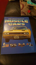great book of muscle cars