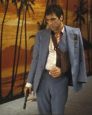 Scarface Al Pacino Palme 10x8 Foto