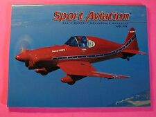 SPORT AVIATION MAGAZINE APRIL/1998....BELLANCA JUNIOR: CUTE & EFFICIENT