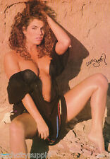 POSTER : SANDI TOO HOT #2- SANDI KORN - SEXY FEMALE MODEL-FREE SHIP #2896 RP76 E