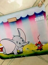 Samantha Thavasa Disney Dumbo Flat Shoulder Bag/ Clutch