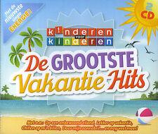 Kinderen voor Kinderen : De grootste Vakantie Hits (2 CD)