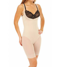 Miraclesuit Extra Firm Open Bust Thigh Slimming Body Shaper 2781 XL