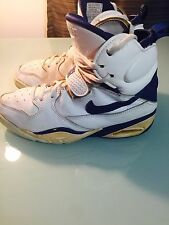 DS 1992 Nike Air Ballistic Force Sz 8 - robinson olympic command pump high 180