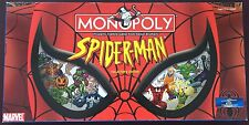 Monopoly: Spider-Man Collector's Edition by USAopoly TOY (English) - EINZIGARTIG