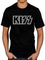Official Kiss Logo T Shirt KIss Army Rock Tour Merch Punk Indie Monster Gene