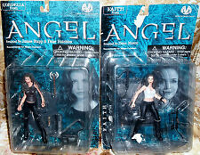 ACTION FIGURE SERIE TV SERIES ANGEL-FAITH,CORDELIA  buffy,dvd,box,vampire slayer