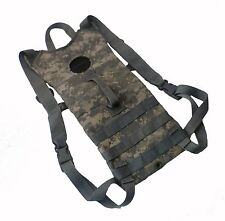 NEW U.S. MILITARY MOLLE II Storm Hydration Carrier - No Bladder - Digital Camo