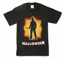 Halloween The Shape of Things to Come Black T Shirt Official Horror Movie Small