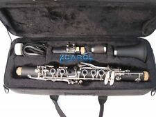 Advanced New Eb key clarinet Good material and sound