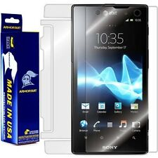 ArmorSuit MilitaryShield Sony Ericsson Xperia ion Screen Protector + Full Body!