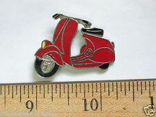 Vespa? Scooter Motorcycle  Pin Badge (#052)