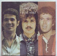 """LUCIO BATTISTI Le Tre Verità/Supermarket (1971) Vinyl 7"""" 45 RPM Ristampa 2013"""