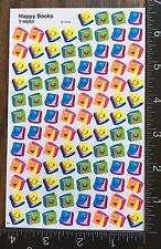 HAPPY BOOKS FOR SCHOOL REWARDS, TWO SHEETS STICKERS #BOOKS06