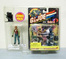 GI Joe Big Ben Vs. Cobra Alley Viper Action Figure Set Bonus Pack K-Mart 2002