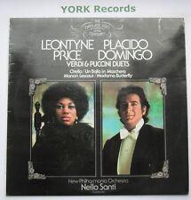 ARL1 0940 - LEONTYNE PRICE & PLACIDO DOMINGO - Verdi & Puccini Duets - LP Record