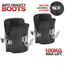 Inversione Gravity Boots Heavy Duty AB Stomaco Core Training Fitness Addominali Esercizio