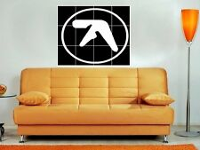 """APHEX TWIN BIG 35""""X33"""" MOSAIC MONTAGE  WALL POSTER"""