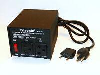 100 W Watt Step Up/Down Travel Voltage Converter Transformer Adapter 110V / 220V
