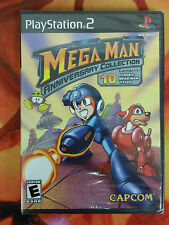 MEGAMAN ANNIVERSARY COLLECTION NTSC USA PLAYSTATION 2 PS2 NUEVO ENVÍO 24/48H