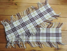 Original BURBERRY long wool Shawl