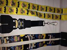 BATMAN (Funko Pop! Design) Reversible LANYARD - Alamo City Comic Con Exclusive