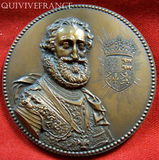 MED2389 - MEDAILLE HENRI IV CONSEIL GENERAL PYRENEES ATLANTIQUES  FRENCH MEDAL