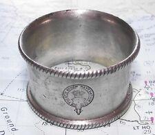c1900 Pacific Steam Navigation Comp Napkin Ring No 47