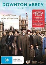 Downton Abbey : Season 5 (DVD, 2015, 5-Disc Set)