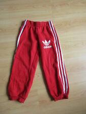 pantalon de survêtement Adidas Rouge Taille 5 ans à - 58%
