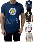 LEICESTER CITY FootBall T Shirt Top 2015 - 2016 Premier League Champions LCFC