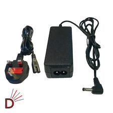 Para Hp Compaq Mini Cq10-500sa Cq10-500ea Netbook Ac Cargador + Cable De Red De Cable