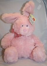 Gund Easter Bunny Bunny Rabbit Pink Plush Musical Here Comes Peter Cotton Tail