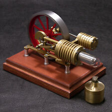 "Materialbausatz Stirlingmotor ""Laura"" Heißluftmotor"