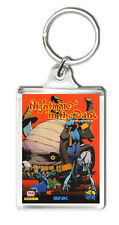 NIGHTMARE IN THE DARK NEO GEO KEYRING LLAVERO